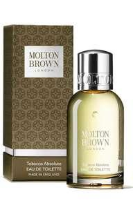 Molton Brown London Tobacco Absolute Eau de Toilette 香水 50ml