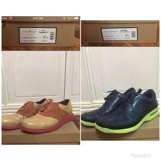 Colehaan shoes (2pairs for 5000php)