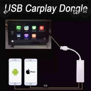 Apple Carplay Dongle for Stock Headunits and Android Headunits