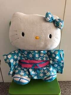 Kimono Hello Kitty Soft Toy