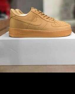 Jual Nike Air F1 GUM LIGHT BROWN