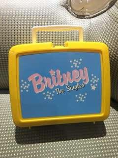 Britney Spears Rare collectible Lunch Box