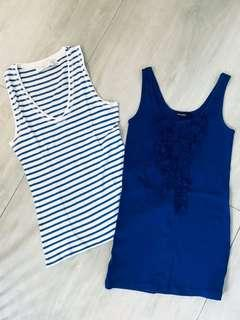 Zara & Mango Sleeveless • Bundle