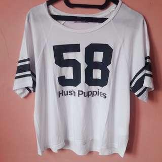 Hush Puppies Baseball Shirt