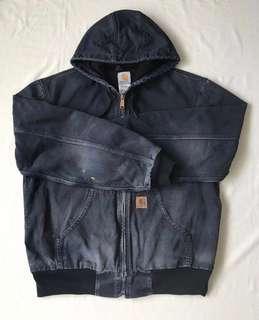Vintage Carhartt Hooded Jacket -