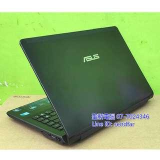 🚚 ASUS U45J i5-460M 4G 500G DVD Independent Video Card 14inch laptop ''sendfar second hand'' 聖發二手筆電