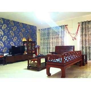HDB 4-Room Whole Unit Rental - 867 Yishun St 81