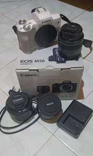 Canon eos M-50