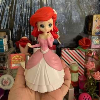 Qposket Disney Princess Little Mermaid Ariel Figure