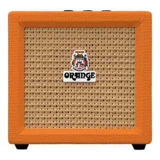 Orange Crush Mini 3-watt Micro Amp (limited stock) (limited time)