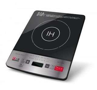 🚚 上豪高硬度防滑黑晶面板電磁爐 IH-1688