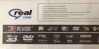 Dvd player & Blu Ray