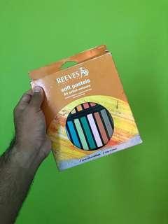 Reeves soft pastel
