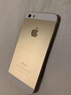 Iphone 5S 128G GOLD UNLOCKED