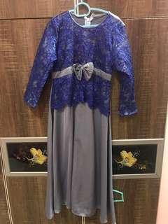 Dress jubah kanak-kanak