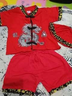 Baju imlek anak cowok