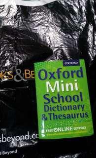 Oxford Dictionary (kamus)