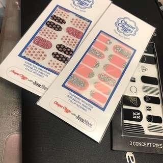 韓國指甲貼$30張包郵