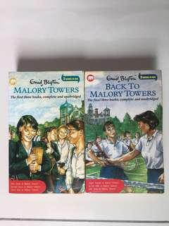 Malory Towers FULL COLLECTION + FREE GIFT