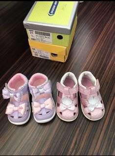 🚚 Baby Girl Shoes Dr Kong moonstar