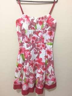 Korz Floral Dress