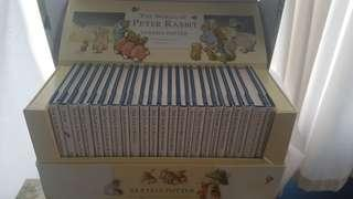 Peter Rabbit full box book collection