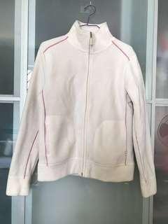 🚚 Beige Fleece Jacket