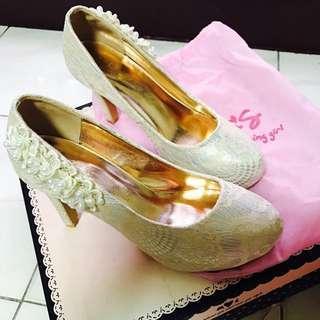 🚚 婚宴鞋、新娘鞋、婚紗鞋