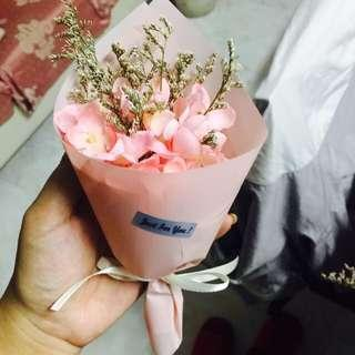 🚚 huameimei small bouquet