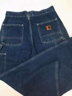 "vintage 30"" -Carhartt Jeans"