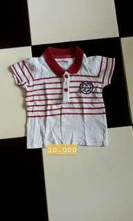 #Obralsalebajuanak Baju cool baby garis