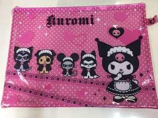Kuromi 文件袋 功課袋