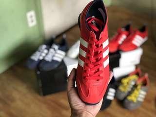 Adidas Jog VS (Red) Unisex- Rare Color