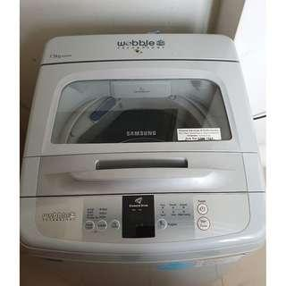 samsung 7.5kg washing machine for sale!