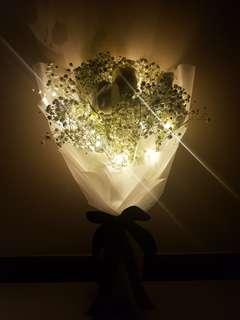 Roses Bouquet | LED Light Bouquet