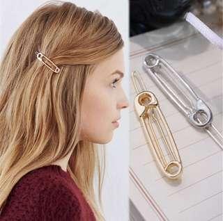 2pcs Barrette clip hair