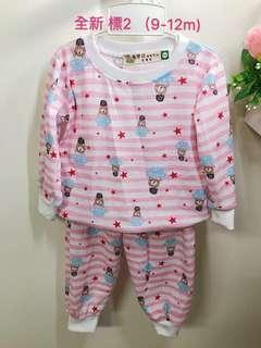 女寶童裝居家服睡衣套裝