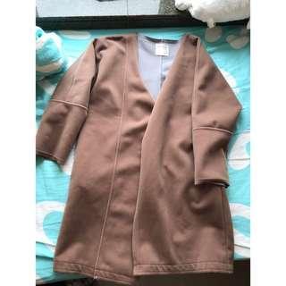 韓國製長外套