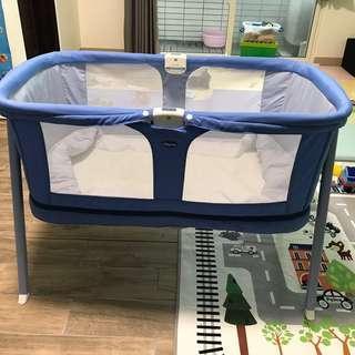CHICCO遊戲床/嬰兒床 可收納