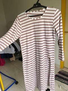 Stripes top split