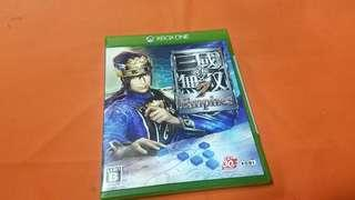 X BOX ONE  真三國無雙7      game made in Singapore