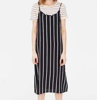 Pull & Bear Spaghetti Dress