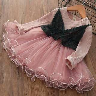 🚚 女寶真兩件洋裝