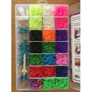 🚚 DIY Loom/Friendship bracelet deluxe set