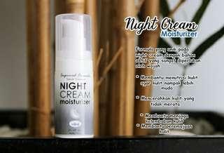 Night Cream Moisturizer