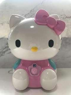 Hello Kitty 放濕機 (送 Kitty 頭造型鐵盒)
