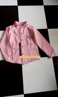 #Obralsalebajuanak masih baru kemeja pink
