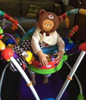 Baby Einstein Activity & Musical Motion Jumper 學行活動椅