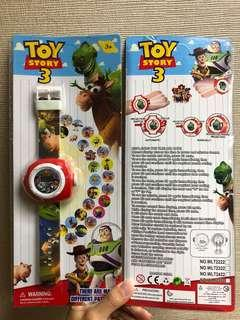 🚚 Toy Story Children Watches