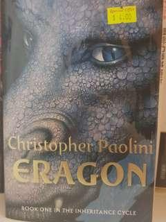 🚚 Eragon by Christopher Paolini